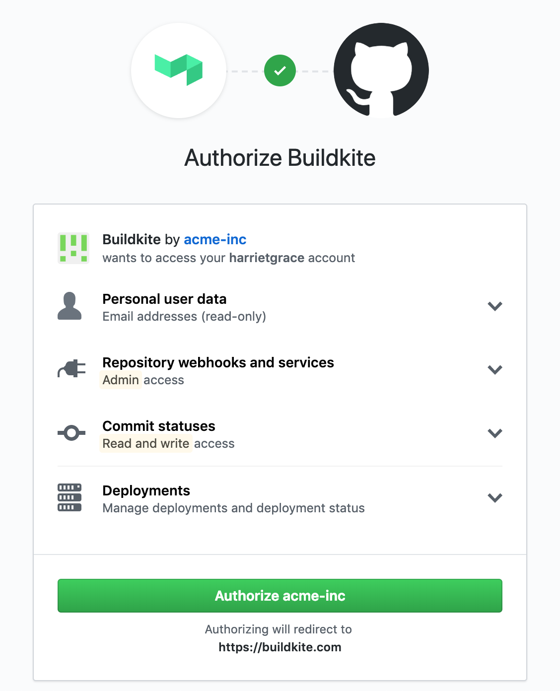 GitHub Enterprise | Buildkite Documentation
