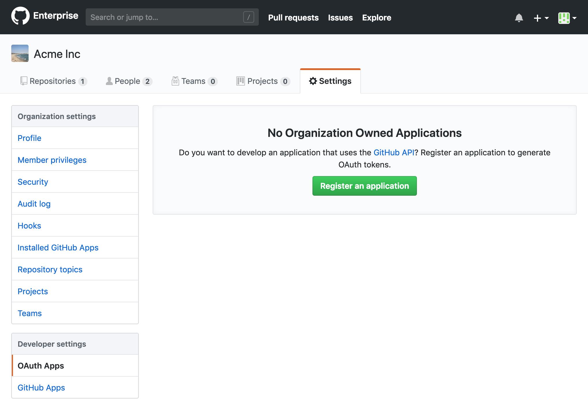 GitHub Enterprise | Buildkite Documentation