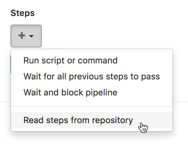 Defining Your Pipeline Steps | Buildkite Documentation