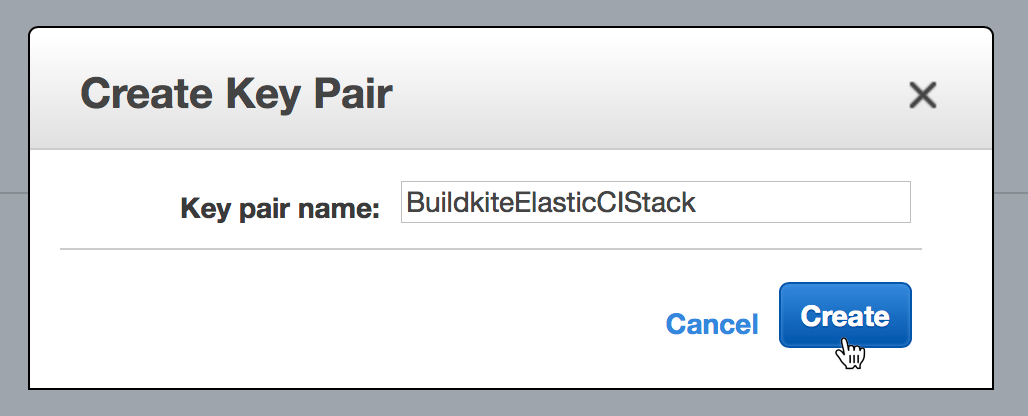 Elastic CI Stack for AWS | Buildkite Documentation